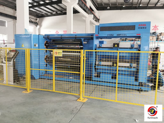 BSE-S Eight-shaft Fully Automatic Adhesive Tape Slitting Machine