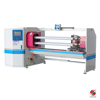 FCD Four-shaft Auto Exchange Lathe Slitting Machine