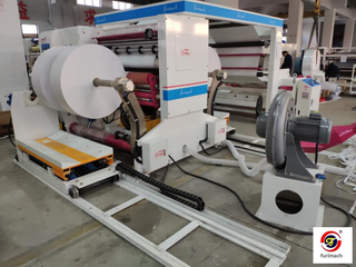 SLD-G High-Speed Gantry Type Self-Adhesive Sticker Paper Slitting Machine