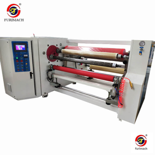 RED-3111 PET Silicone Tape, Kapton Tape Rewinding Machine (Bubble Free Type)
